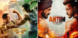 Salman Khan's Antim To Compete With John Abraham's Satyamev Jayate 2 On Box Office?