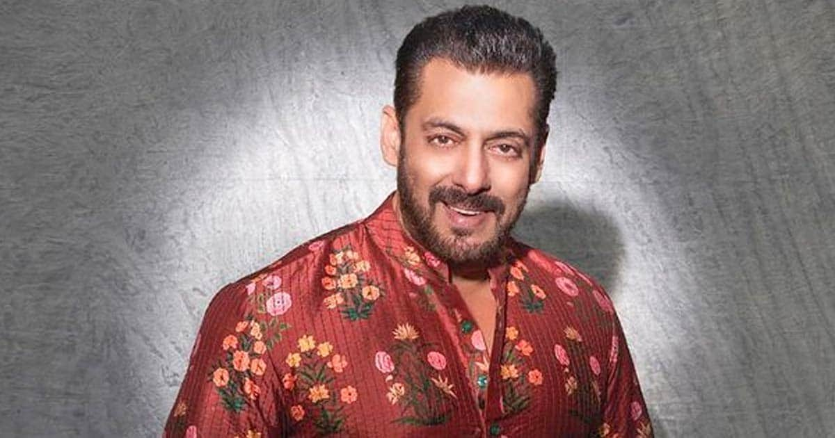 Salman Khan Sells 1 Million Of His NFT Bolly Tokens, Sold Out In 3 Hours Proving Why He's Not Just The Box Office King!