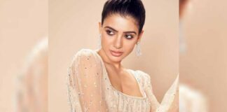 Samantha announces her next film with Shantaruban Gnanasekharan