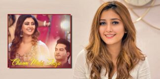 Sana Khan says latest track 'Chann Mahi Aaja' showcases her talent