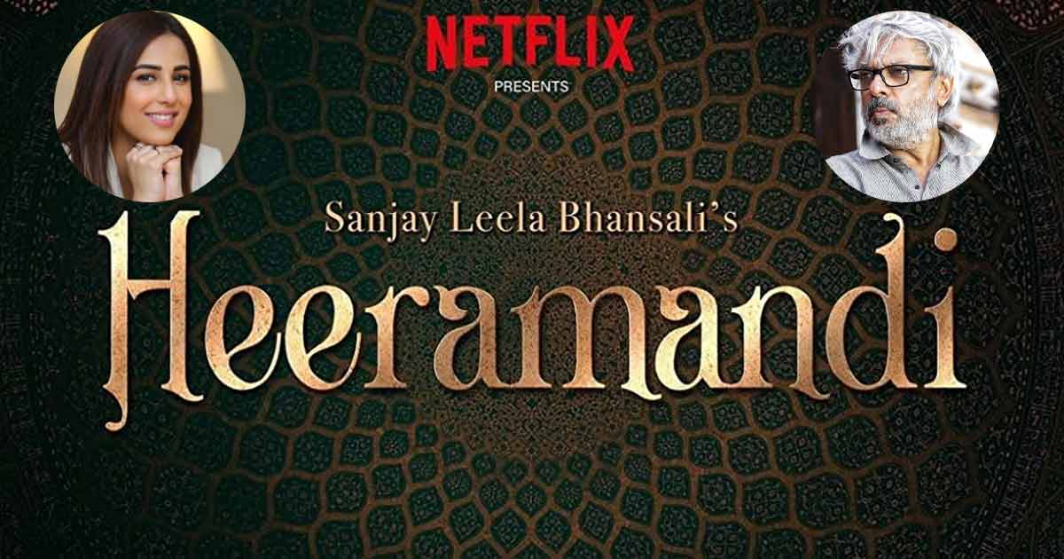 Pak Actor Ushna Shah Calls Out Sanjay Leela Bhansali For Making Heeramandi