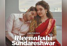 Sanya Malhotra-starrer 'Meenakshi Sundareshwar' releases on Nov 5