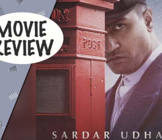 Sardar Udham Movie Review