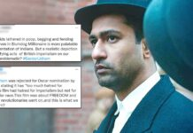 'Sardar Udham' Rejected From Academy Awards Gets Netizens' Reactions
