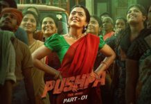 Second track of 'Pushpa' an ode to character played by Rashmika Mandanna