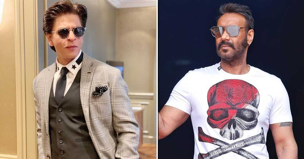 Shah Rukh Khan Cancels The Shoot With Ajay Devgn