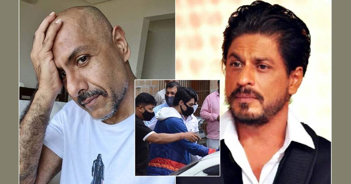 Shah Rukh Khan & His Family Being Targeted To Distract 3000 KG Talibani Drug Haul & BJP Member's Son Killing Farmers Says Vishal Dadlani - Deets Inside