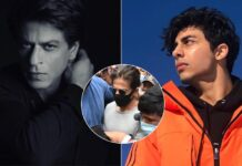 Shah Rukh Khan Mobbed By Media On His Visit To Aryan Khan; Netizens Are Furious!