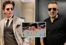 Shah Rukh Khan Once Joined Bollywood March & Supported Sanjay Dutt In 1993