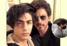 Shah Rukh Khan Spotted At Arthur Road Jail On His Way To Meet Aryan Khan