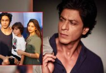 Shah Rukh Khan Would Stand Infront Of A Speeding Car To Stop It For His Kids [Throwback]