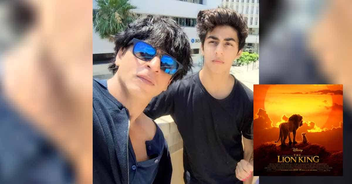 Shah Rukh Khan's Fans Extend Support To Actor & Son Aryan Khan By Sharing A Clip From The Lion King On Twitter