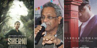 Shaji Karun heads jury deciding India's Oscar entry; 'Sherni', 'Sardar Udham' lead race