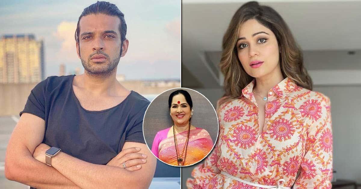 Shamita Shetty's Mother Sunanda Requests Host Salman Khan To Take Action Against Karan Kundrra For Age-Shaming On Bigg Boss 15