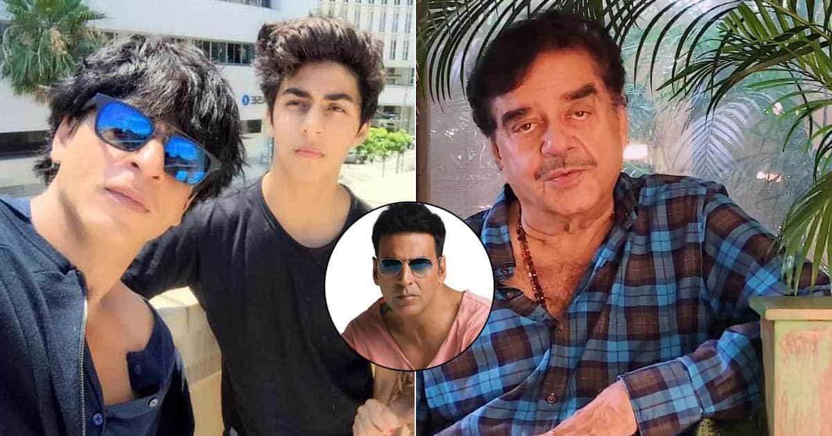Shatrughan Sinha Takes An Indirect Jibe At Akshay Kumar Over Aryan Khan Case