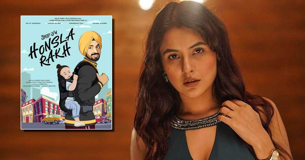 Shehnaaz Gill To Return To Shoot From October 7th, Will Shoot A Song For Her Film Honsla Rakh