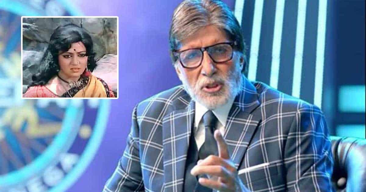 KBC 13: Hema Malini's Body-Double In Sholay To Appear On The Show