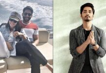 Siddharth Takes A Dig At Ex-GF Samantha After She Announced Her Split With Naga Chaitanya