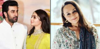 Soni Razdan Has This To Say About Alia Bhatt & Ranbir Kapoor's Wedding