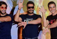 Sooryavanshi: Ajay Devgn & Ranveer Singh To Share 30 Minutes Plus Screen-Space With Akshay Kumar; All 3 Shoot Independent Promotional Videos