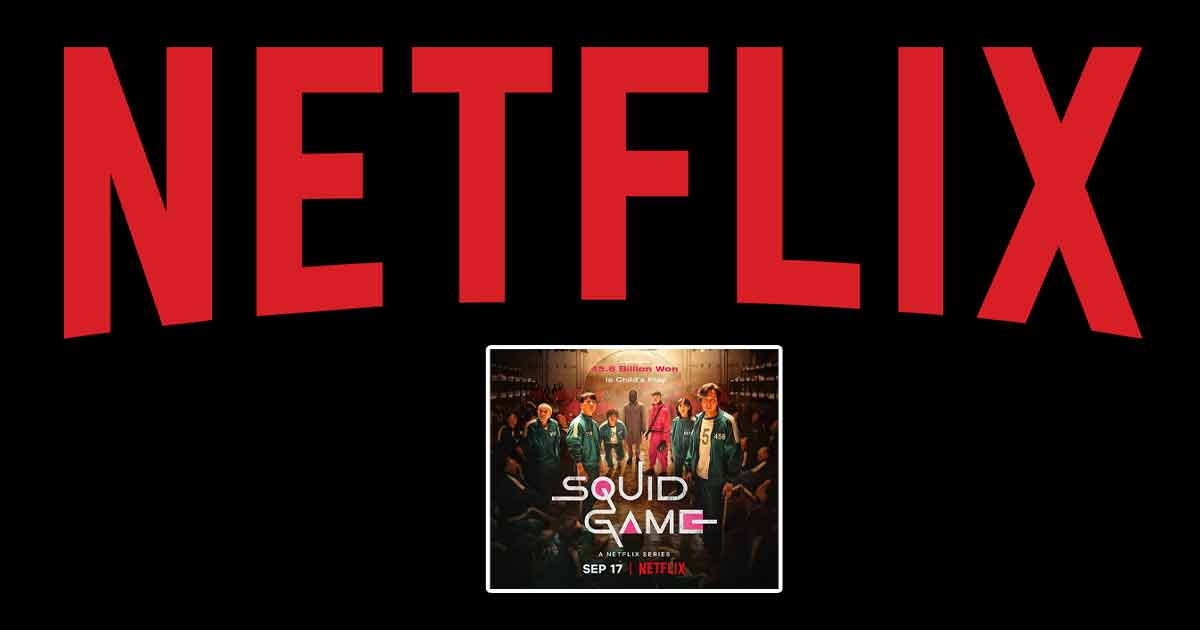 South Korea Broadband Corporation Sues Netflix & It Has A Squid Game Connect To It