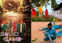 Squid Game Scenes Recreated By Ikorodu Bois From Nigeria Has Left The Internet Stunned With Their Creativity