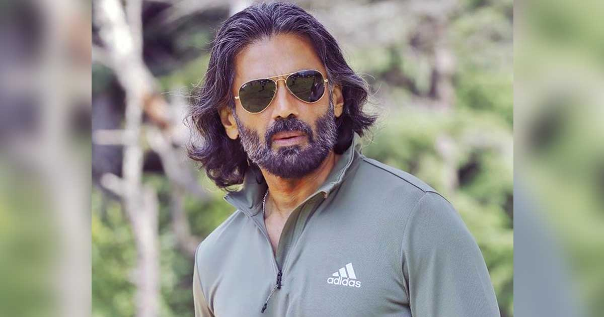 Sunil Shetty forays into OTT with 'Invisible Woman'
