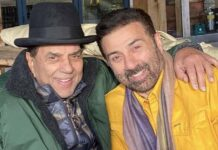 Sunny Deol recalls working with dad Dharmendra as 'Indian' completes 20 yrs