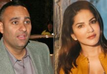 Sunny Leone Opens Up About Her Relationship With Comedian Russell Peters