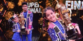 'Super Dancer 4' winner Florina and her guru talk about the journey to victory