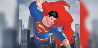 Superman colourist quits DC Comics after superhero's bisexual outing