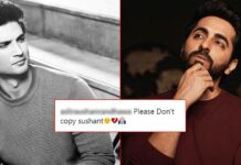 Sushant Singh Rajput Fans Get Mad At Ayushmann Khurrana Over His Picture With Telescope, Here's Why
