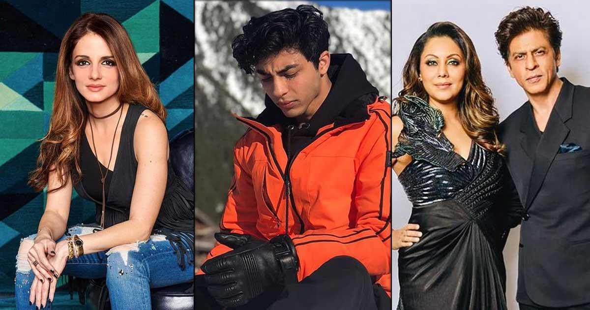 Sussane Khan Comes In Support Of Shah Rukh Khan & Gauri Khan; Calls Aryan Khan's Arrest 'Unfair'