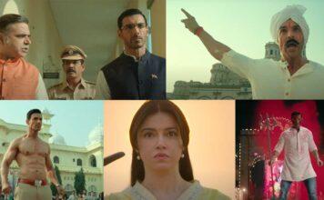 T Series and Emmay Entertainment release the trailer of John Abraham and Divya Khosla Kumar's much-awaited film - Satyameva Jayate 2