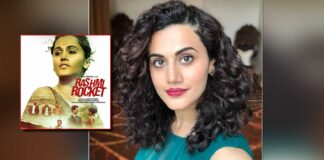 Taapsee reveals how she prepped for athlete's role in 'Rashmi Rocket'
