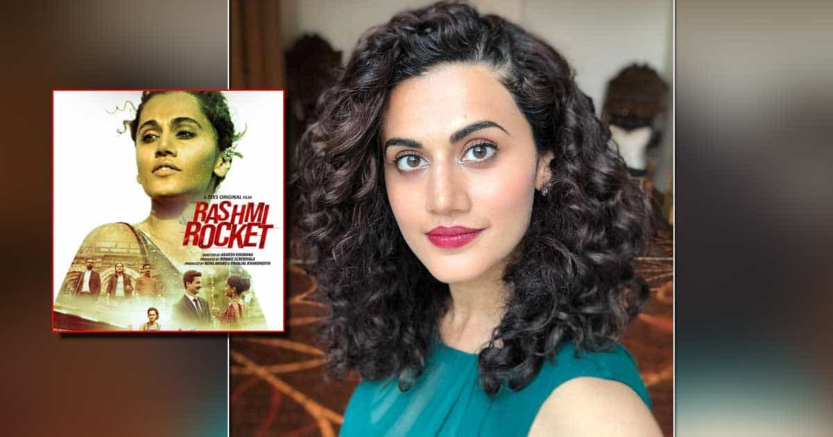 Taapsee Pannu Talks About Her Preparation For Rashmi Rocket
