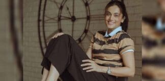 Taapsee takes a moment to acknowledge women changemakers