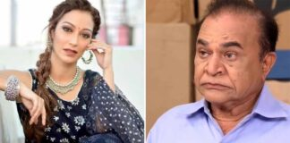 Taarak Mehta Ka Ooltah Chashmah actress Sunayana Fozdar mourns the loss of Ghanshyam Nayak