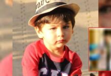 Taimur Ali Khan's Doppelgänger Zaryan Is Breaking The Internet With His Cuteness & Their Uncanny Resemblance Is Just Mesmerising!