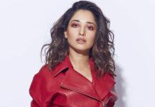 Tamannaah Bhatia: I enjoy the whole hustle of being on a set