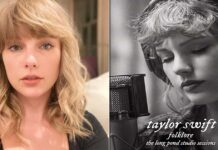 Taylor Swift thanks fans for 'Folklore' film win at 2021 Gracie Awards