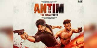 The face-off poster of Salman Khan and Aayush Sharma gives us a glimpse into the much-awaited Antim trailer