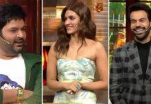 """The Kapil Sharma Show: """"Aapki Life Ka Kya Bharosa, Agle Saal Hum Do Hamare Chaar Ho Jaaye,"""" Jokes Rajkummar Rao"""