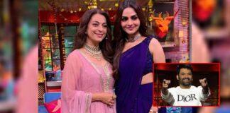 The Kapil Sharma Show: Juhi Chawla Revealing Madhoo Is Her Real-Life Devrani Allows The Host To Crack A Hilarious Joke!