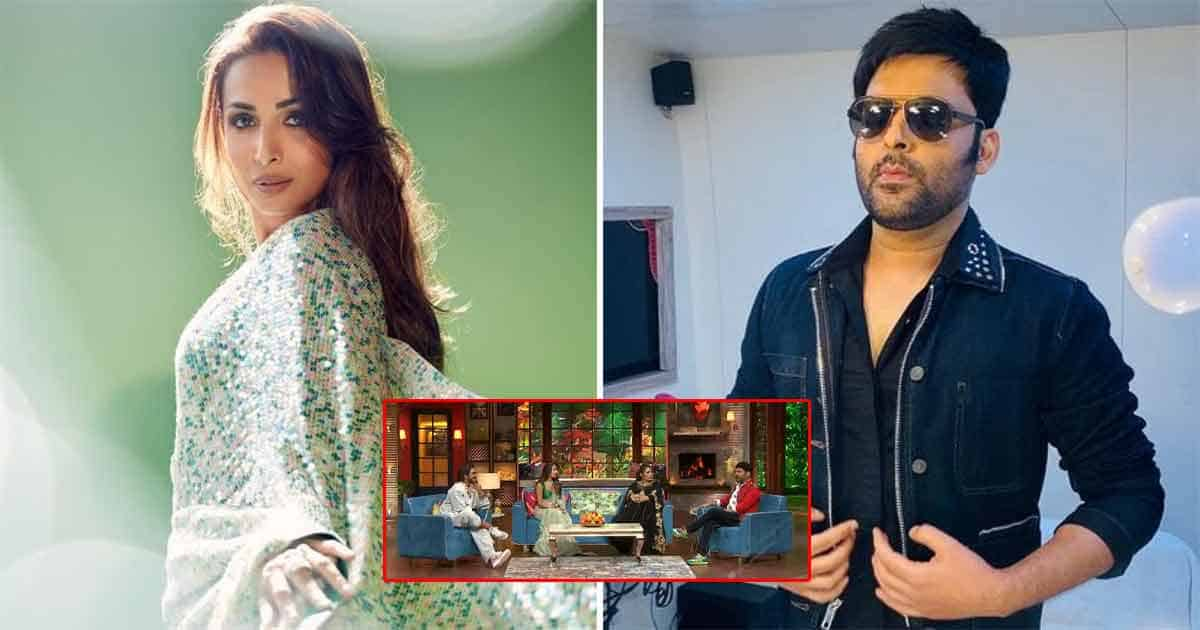 The Kapil Sharma Show: Malaika Arora Questions The Host About How He Managed Time To Make Babies, Gets A Naughty Reply In Return