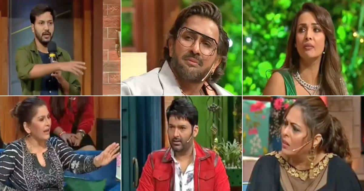 The Kapil Sharma Show: Man Interrupts The Show & Demands Money From Terence Lewis