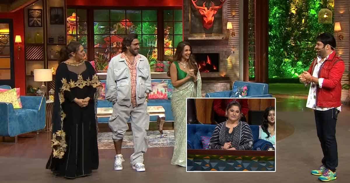 Malaika Arora Calls Geeta Kapur 'Besharam' On The Kapil Sharma Show