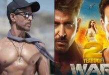 'The response WAR received only encourages me to follow my gut' : superstar Hrithik Roshan on the 2nd anniversary of the all-time blockbuster