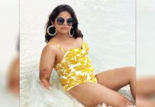 Trolled for swimsuit pix, actress Vidyulekha Raman slams '1920 aunts and uncles'