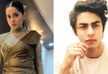 Urfi Javed of 'Bigg Boss OTT' fame comes out in support of 'poor kid' Aryan Khan